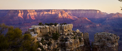 panorama - dawn - Grand Canyon - 3-31-13 02