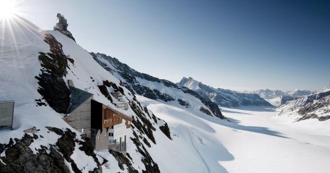 Jungfraujoch – Top of Europe.