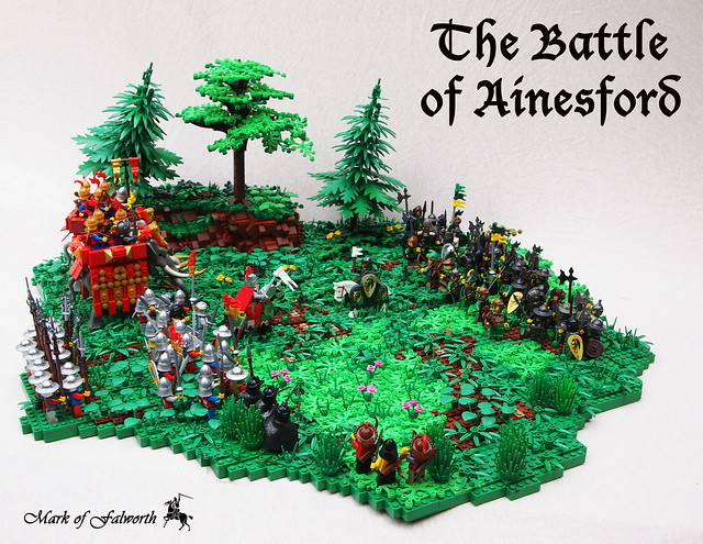 (LCC) The Battle of Ainesford