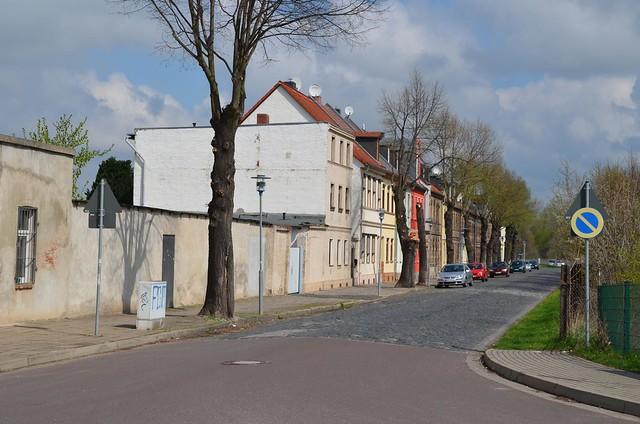 Leopoldshaller Straße