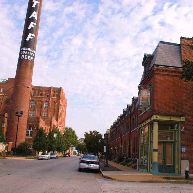 St. Louis Place neighborhood - STL