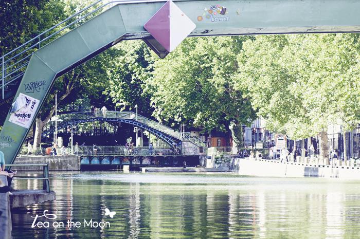 Canal de Sant Martin Paris 04