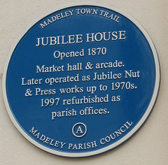 Photo of Blue plaque № 12038