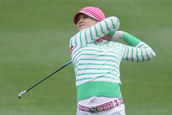 Blair O'Neal, la jugadora de Golf más sexy