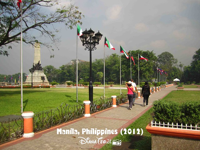 Day 4 - Philippines Rizal Park 01-1