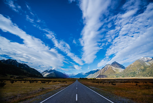 Another Road Through an Endless Valley