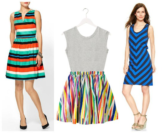 Hi Sugarplum | Striped Dress Picks