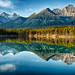 Herbert Lake - Banff National Park by Jeff Clow