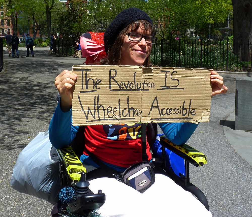 Accessible Revolution