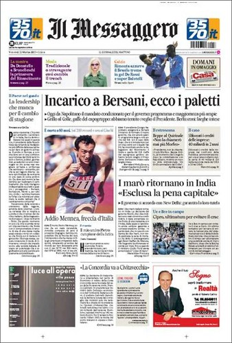 Il Messaggero: El Diario mas Popular de Roma