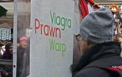 Viagara Prawn Wrap