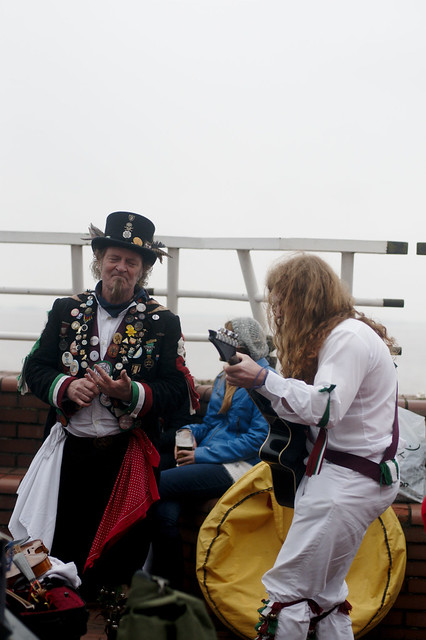 Leeds Morris Men in Hull