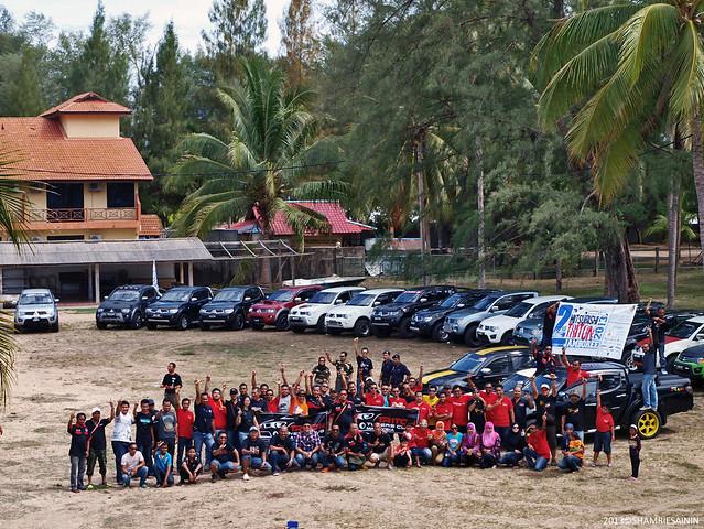 Triton Tuner Club Malaysia 2nd Jamboree - Kem Damai Resort Besut Terengganu