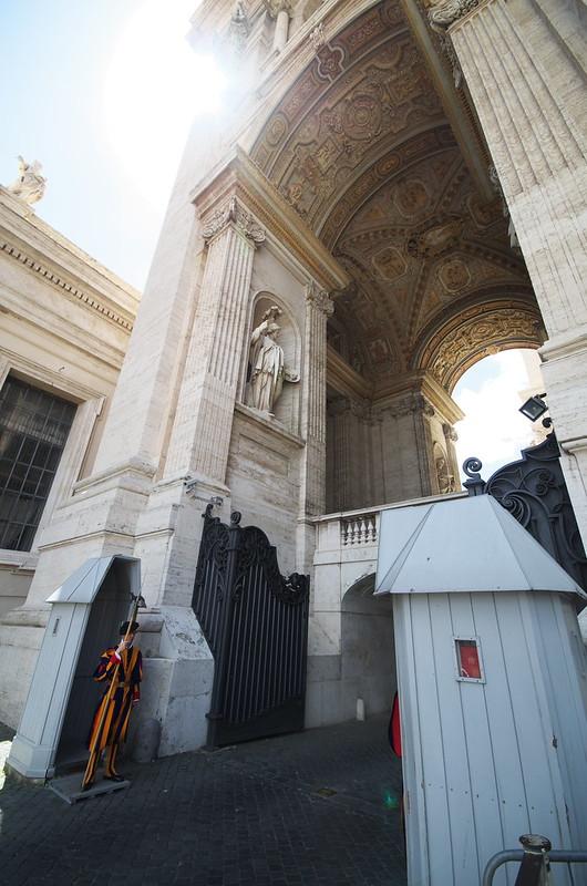 2013 義大利旅遊:聖彼得大教堂