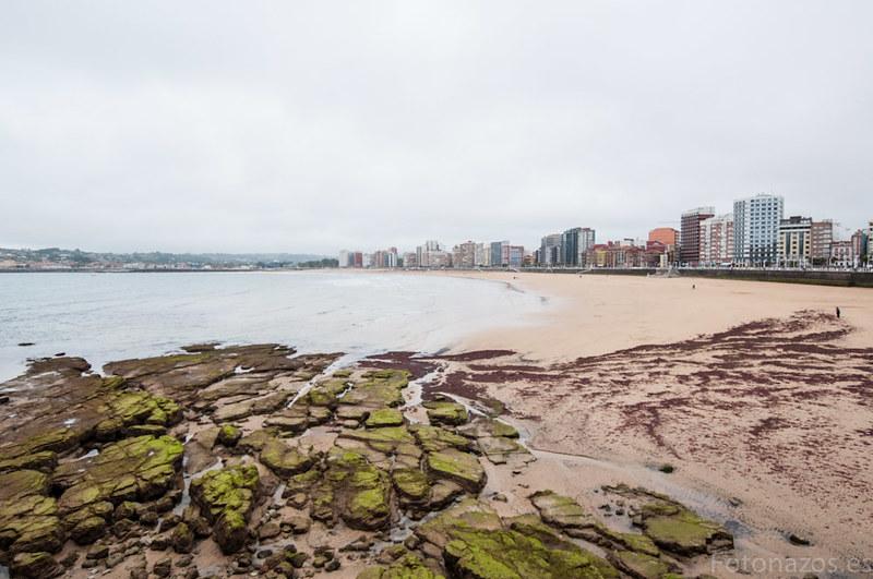 Gijón Goloso en Segway