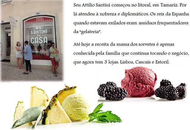 Gelateria Santini - Lisboa