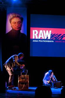 2013 Anna Politkovskaya Award