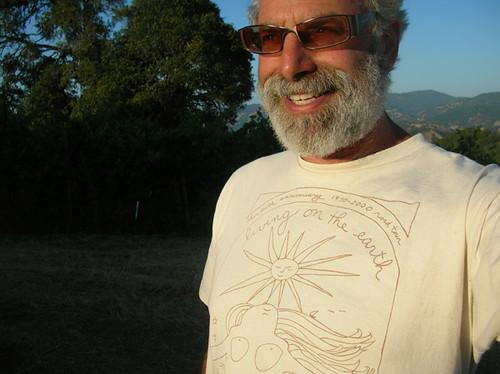 Erik Frye wears LOTE t-shirt 2014
