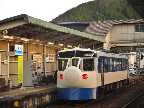 japan kochi shimanto kubokawa 高知県 四万十町 予土線