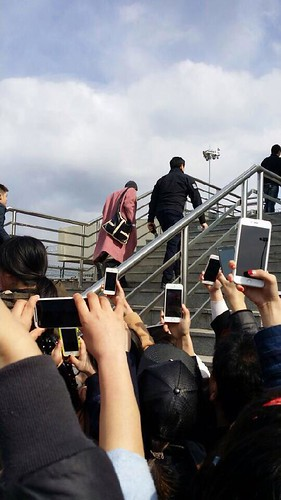 Big Bang - Harbin Airport - 22mar2015 - G-Dragon - 01