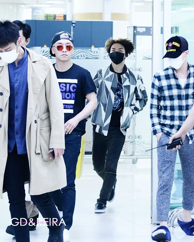 Big Bang - Gimpo Airport - 07jun2015 - GDREIRA - 06