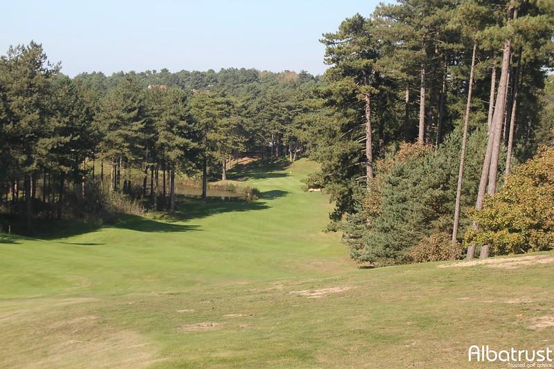 photo du golf Golf d'Hardelot - Parcours