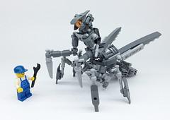 LEGO Mech Mantis-08