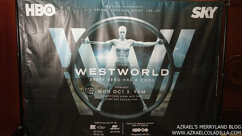Westworld HBO in Sky Cable