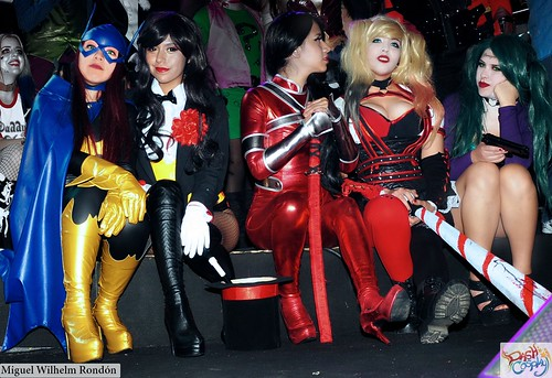 Dc Comics Cosplay