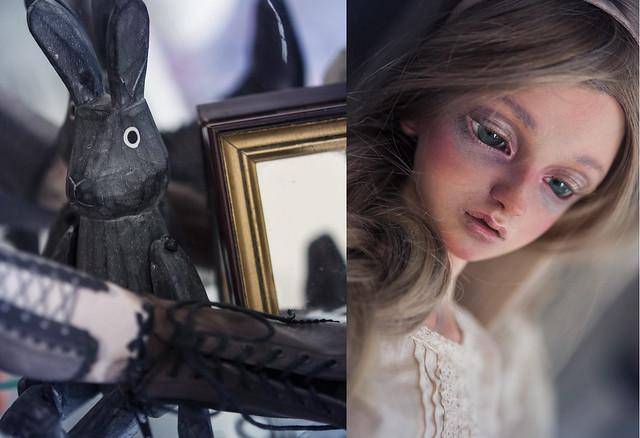 [Rabbit] ゴースト