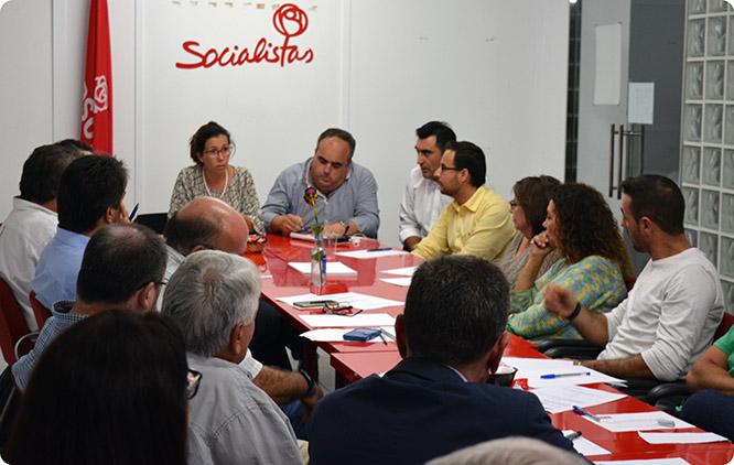 El PSOE exige a la Comisión de Reforma del Estatuto de Autonomía que debata la creación de la provincia de Cartagena