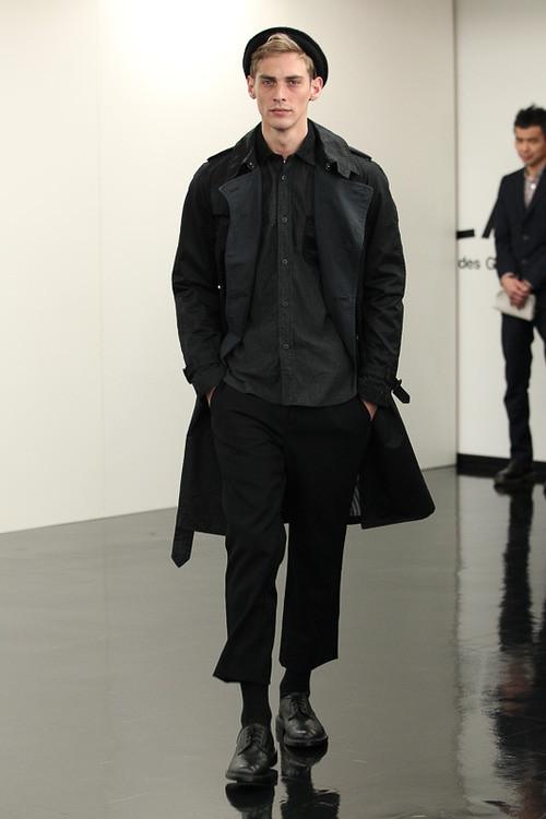 FW13 Tokyo COMME des GARCONS HOMME027_Jeremy Dufour(Fashionsnap)