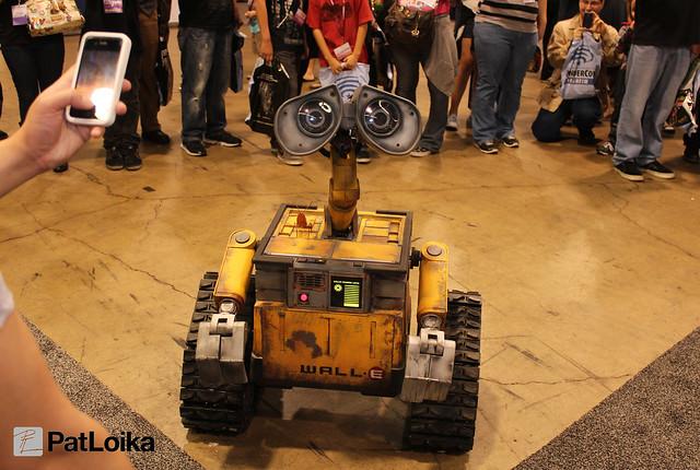 Header of Wall-E