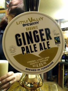 Little Valley, Ginger Pale Ale, England