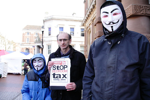 Bedroom Tax Small Room Size