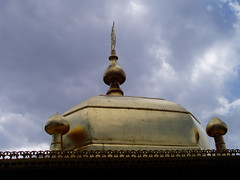 landmark, place of worship, monument, sky, dome,