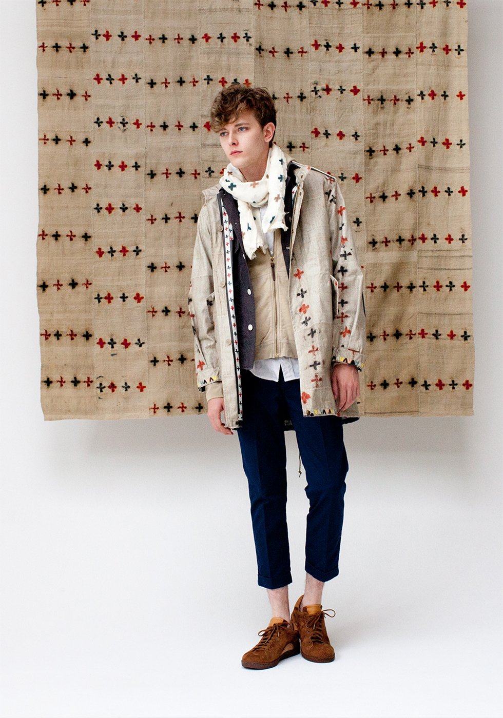 Daniel Hicks0320_visvim SS13 Look Book