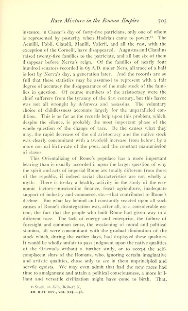 The American Historical Review 1915- 1916 page 705