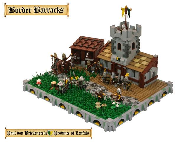 Border Barracks