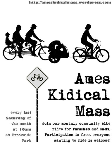 Our Kidical Mass Flyer!