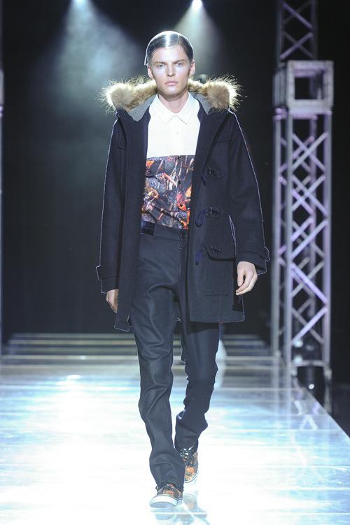 John Hein3071_FW13 Tokyo yoshio kubo(Fashion Press)