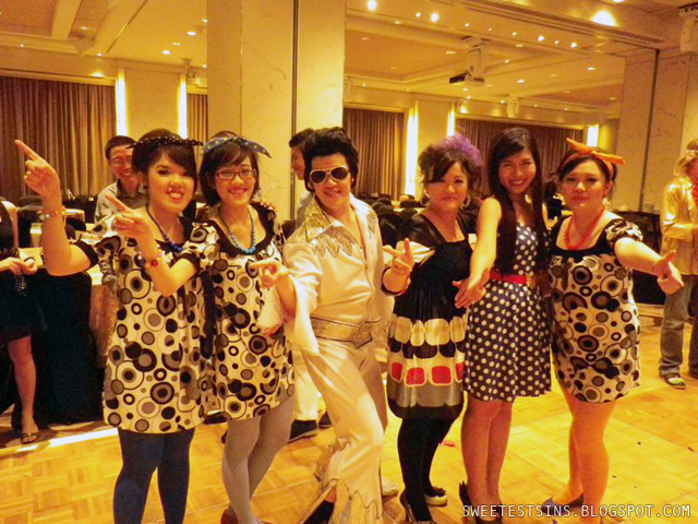 retro dnd company dinner performance girls female retro costume retro outfit 3
