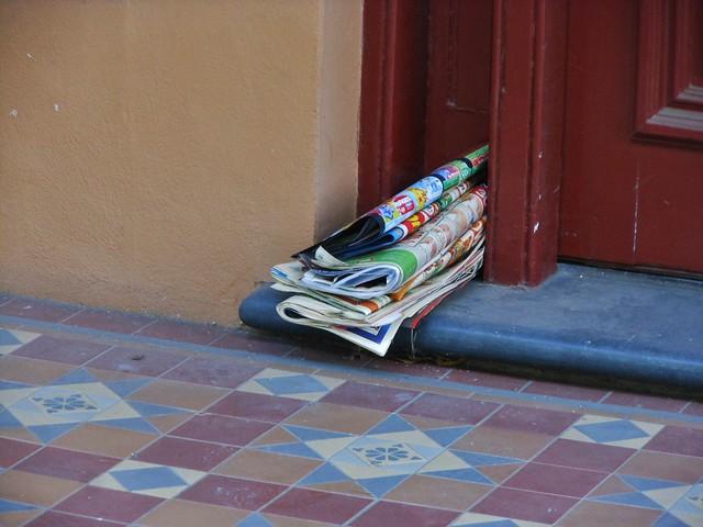 Tidy Junk Mail