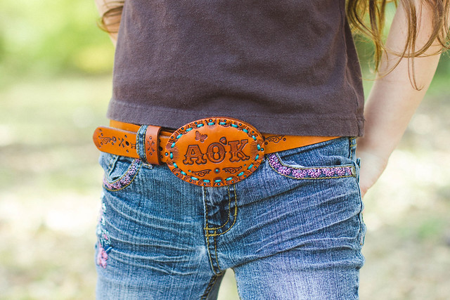 mesa dreams belts | two buckle