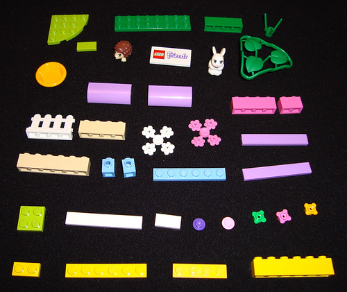 Heartlake Times January 2013: Heartlake Times: LEGO Friends Pencil Holder Review