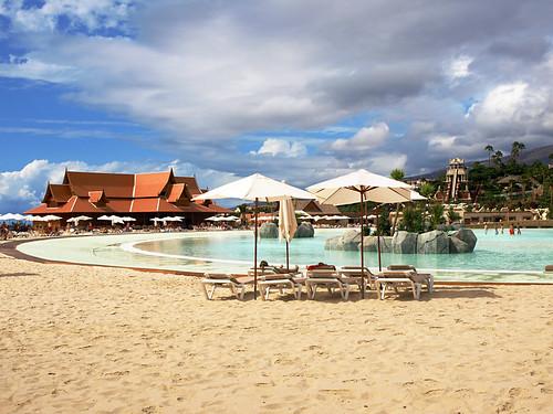 Siam Beach, Siam Park, Costa Adeje, Tenerife