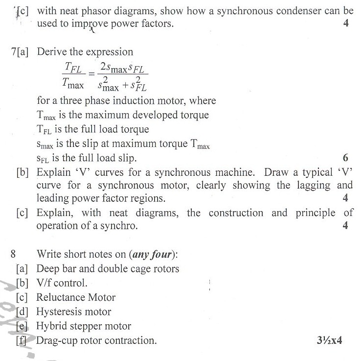 DTU Question Papers 2010 – 4 Semester - End Sem - EC-215