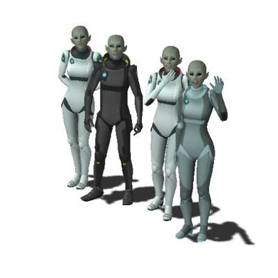 De Sims 3 Aliens