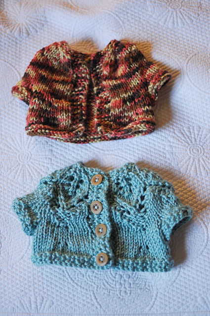 doll sweaters