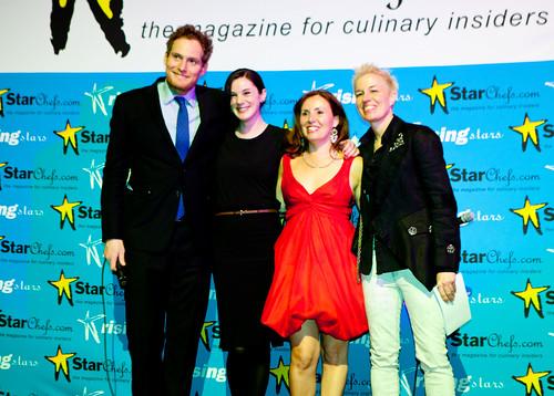 Will Blunt, Jillian Vose of Death + Company, Antoinette Bruno, Elizabeth Faulkner
